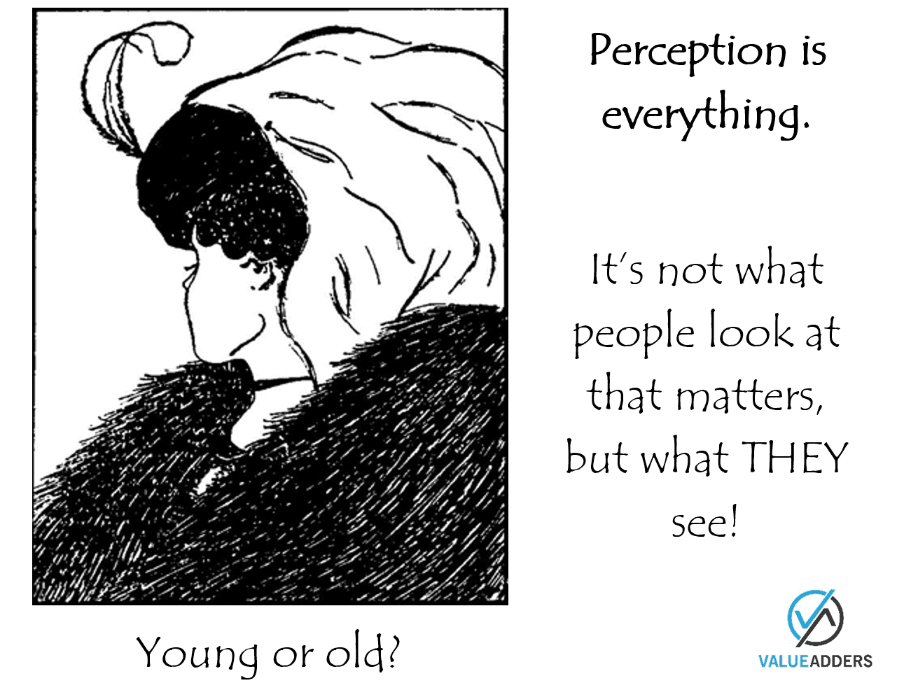 Perception Is Everything when it comes to successful change management and software implementations