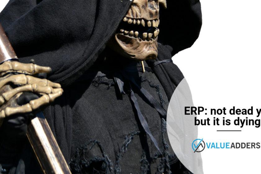 ERP not dead yet
