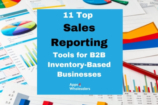 Top 11 sales reporting apps